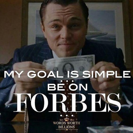 Millionaire Sayings