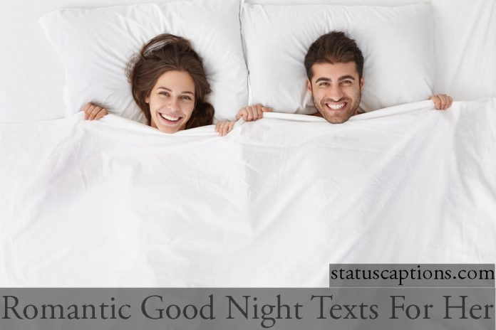 night messages for her