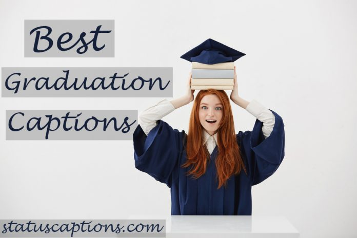 graduation instagram captions